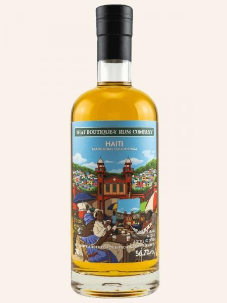 Haiti Traditional Column Rum - 16 Jahre - That Boutique-Y Rum Company - Batch No. 2