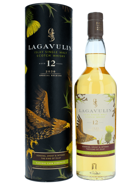 12 Jahre - Special Releases 2020 - Single Malt Scotch Whisky