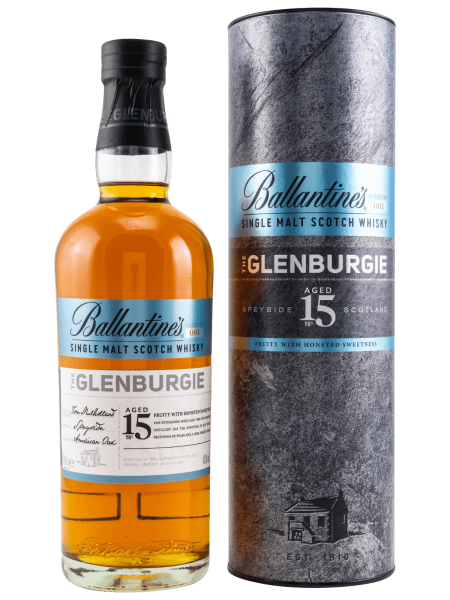 15 Jahre - The Ballantines Series No. 001 - Single Malt Scotch Whisky