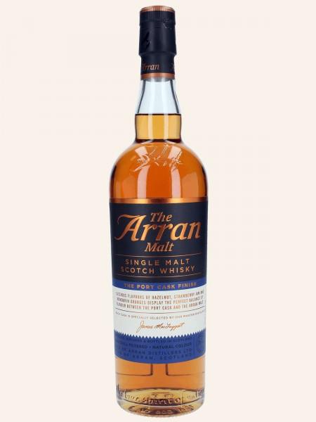 The Port Cask Finish (Alte Ausstattung) - !! OHNE TUBE !! Single Malt Scotch Whisky