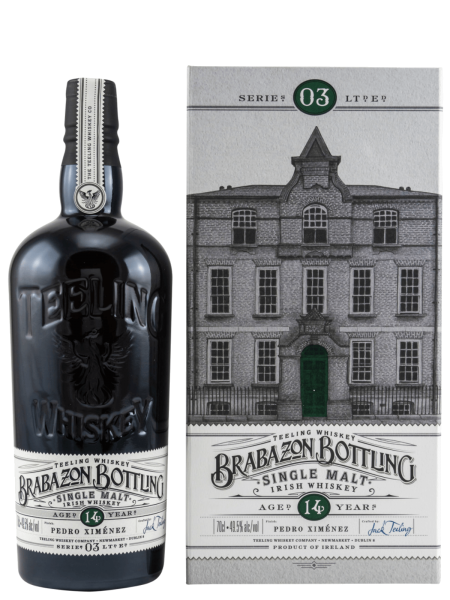 14 Jahre – Brabazon Bottling – Series 03 - Single Malt Irish Whiskey