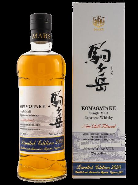 Komagatake Limited Edition - 2020 - Single Malt Japanese Whisky