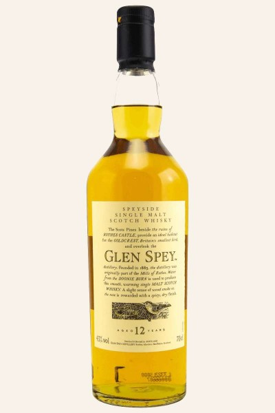 12 Jahre - Flora & Fauna - Speyside Single Malt Scotch Whisky