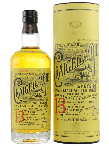13 Jahre - The Last Great Malts - Single Malt Whisky