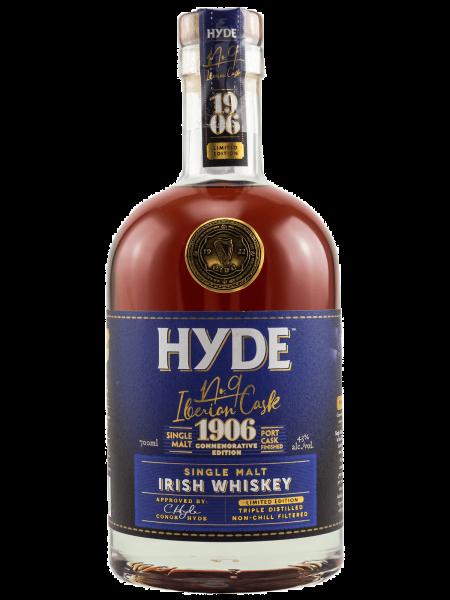 No. 9 - Iberian Cask - Tawny Port Cask Finish - Irish Whiskey