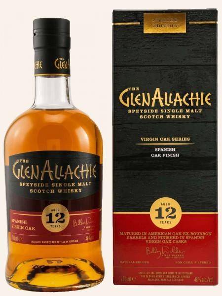 Spanish Oak Finish - 12 Jahre - Virgin Oak Series - Single Malt Scotch Whisky