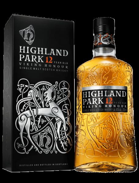 Viking Honour - 12 Jahre - Single Malt Whisky
