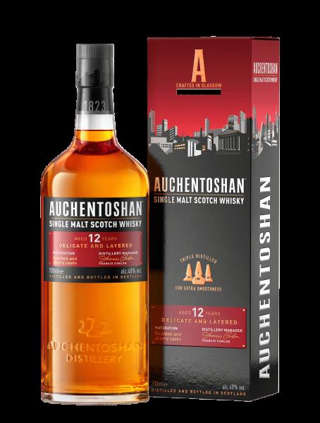 12 Jahre - Lowland Single Malt Scotch Whisky