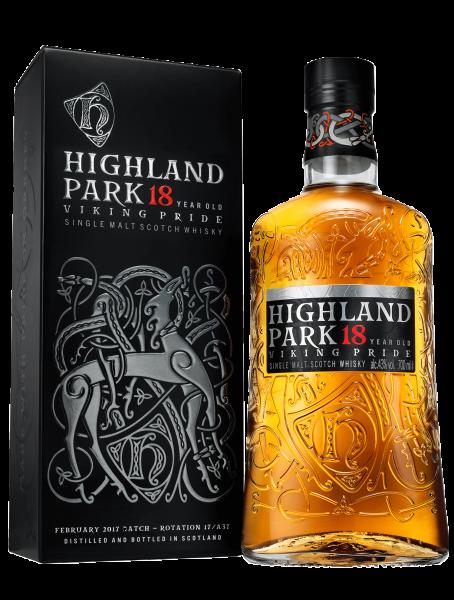 Viking Pride - 18 Jahre - 2019 - Single Malt Whisky