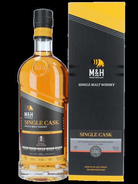 Kammer Kirsch Exklusive Cask - Cask No. 2017-0325 - Single Malt Whisky