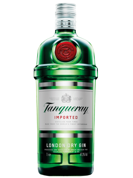 Imported - London Dry Gin - 1,0L