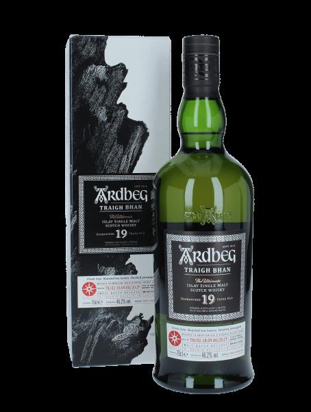 Traigh Bhan - 19 Jahre - Batch No. 2 - Islay Single Malt Scotch Whisky