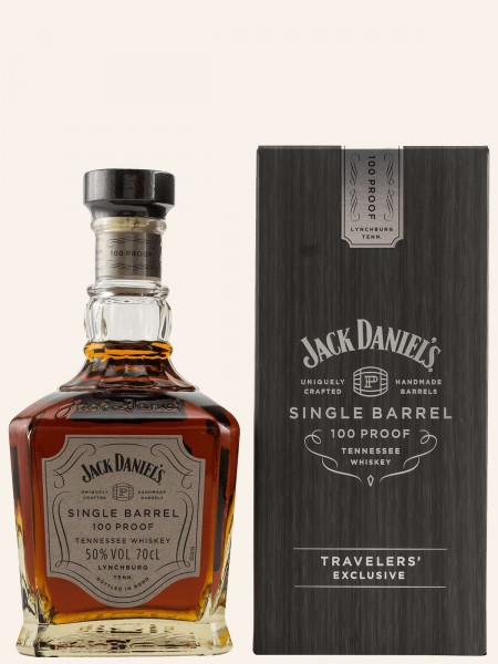Single Barrel - 100 Proof - Tennessee Whiskey