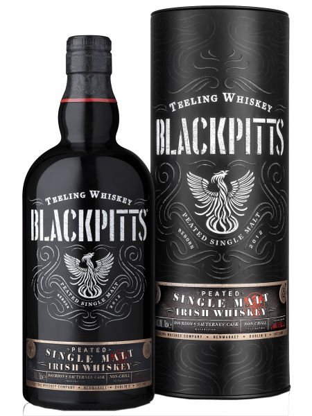 Blackpitts Peated - Single Malt Irish Whiskey