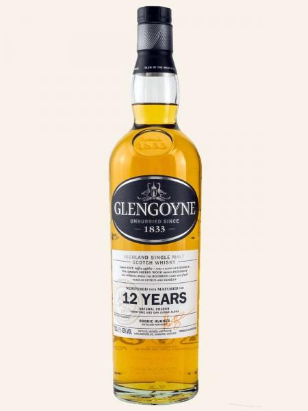 12 Jahre - Alte Ausstattung - Single Malt Scotch Whisky