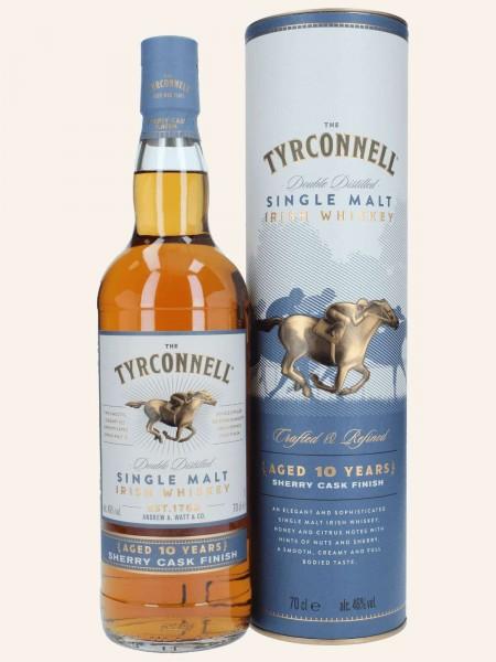 10 Jahre - Sherry Cask Finish - Single Malt Irish Whiskey
