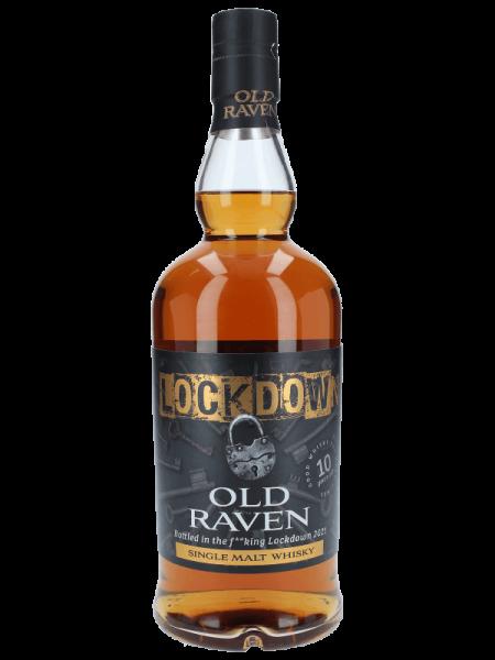 Lockdown - 10 Jahre - 2011/2021 - Single Malt Whisky