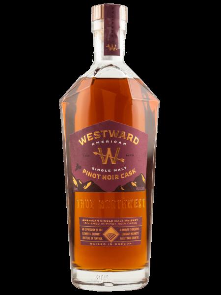 Pinot Noir Cask Finish - American Single Malt Whiskey