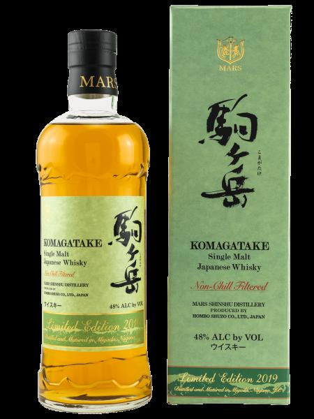 Komagatake Limited Edition - 2019 - Single Malt Japanese Whisky
