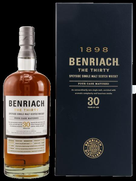 30 Jahre - The Thirty - Four Cask Matured - Single Malt Scotch Whisky