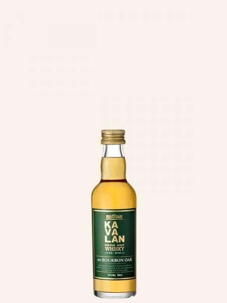 Miniatur - Ex-Bourbon Oak - Taiwanesischer Single Malt Whisky