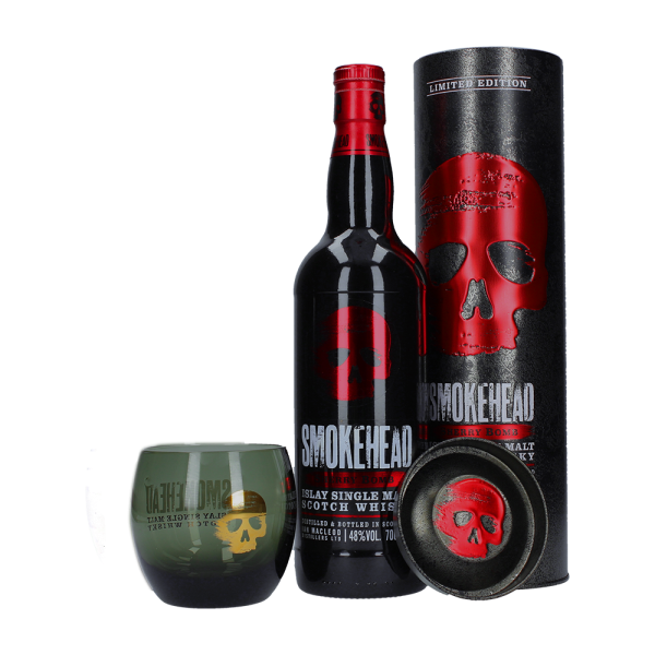 Sherry Bomb - Single Malt Whisky + 1 Glas