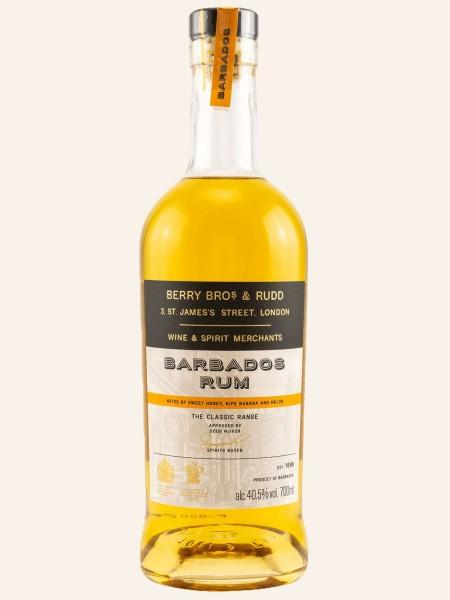 The Classic Range - Barbados Rum