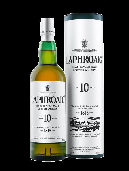10 Jahre - Single Malt Scotch Whisky