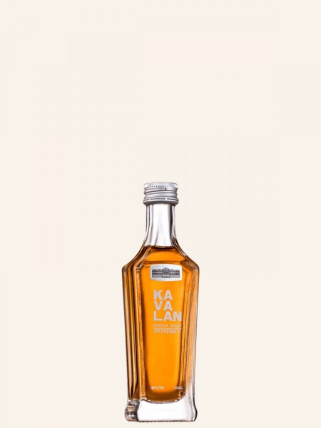 Miniatur - Classic - Taiwanesischer Single Malt Whisky