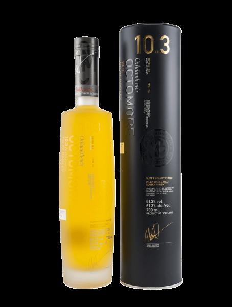 Octomore 10.3 - 6 Jahre - Islay Single Malt Scotch Whisky