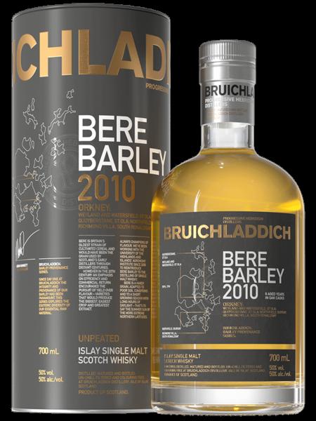 Bere Barley 2010 - 8 Jahre - Single Malt Scotch Whisky