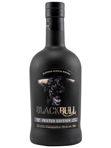 Black Bull - Peated Edition - Blended Scotch Whisky